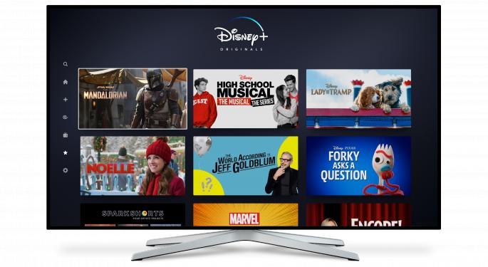 Acciones de Disney se disparan tras duplicarse el streaming
