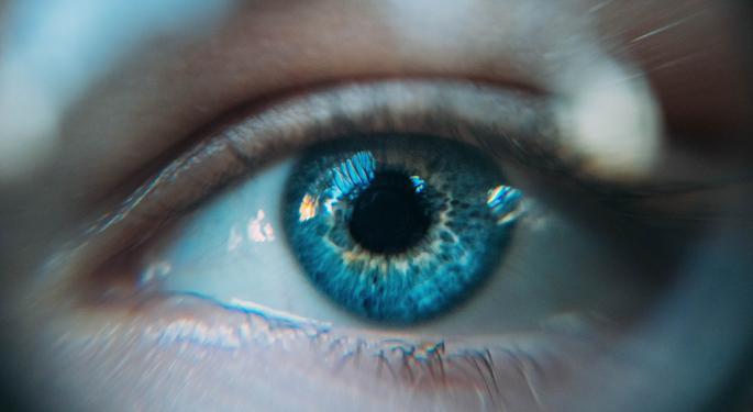 Esta startup escanea el ojo a cambio de criptomonedas
