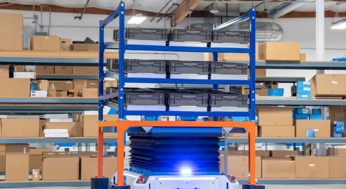 Warehouse Automation: What's In Store For 2021