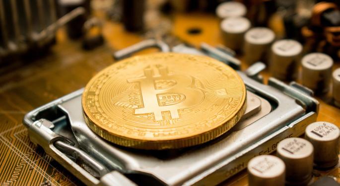 Bitcoin vuelve a acercarse a la marca de los 60.000$