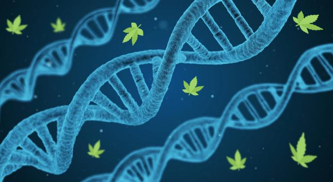 The Companies Offering DNA Testing To Find The Best Cannabis For You