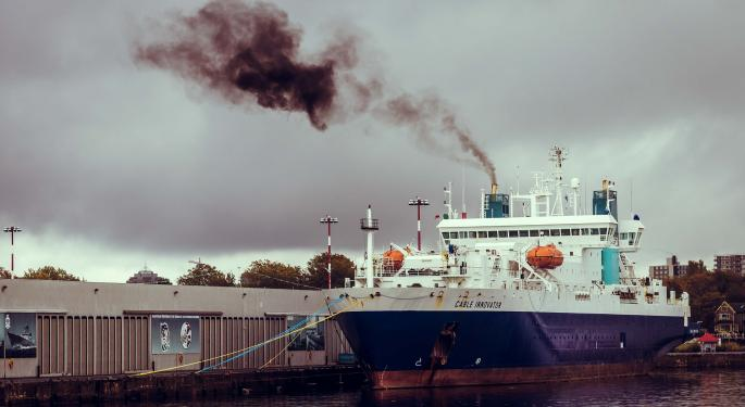 Shipping Unveils Blueprint For Collecting Future Carbon Tax