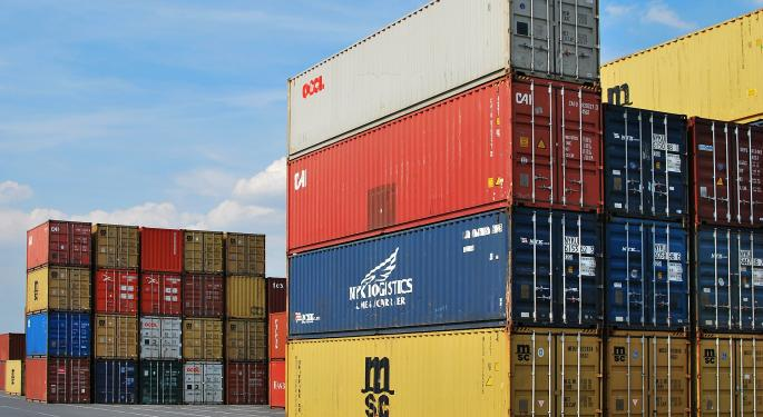 US Trade Deficit Hits 10-Year High