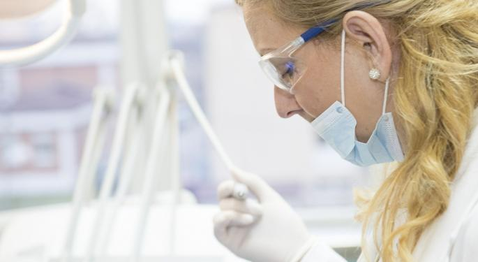 Why Allscripts Healthcare's Stock Is Trading Lower Today