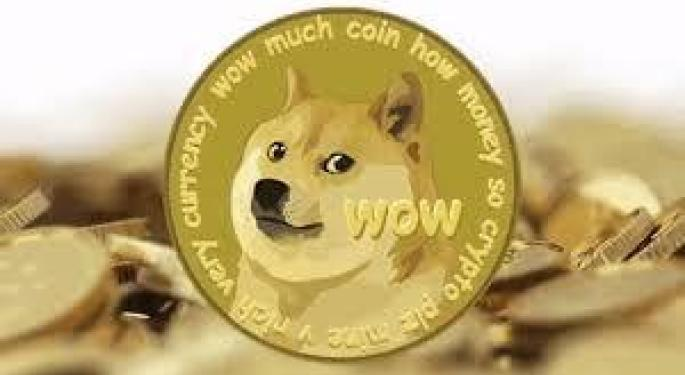Dogecoin, Caught Up In Reddit Frenzy, Remains Low After Rally