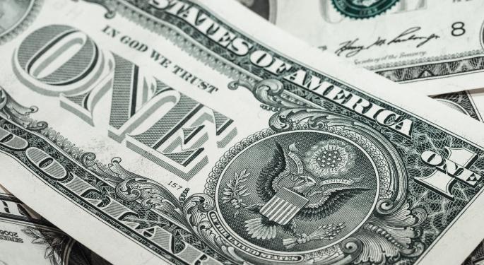 Inklings Of A Dollar ETF Rally