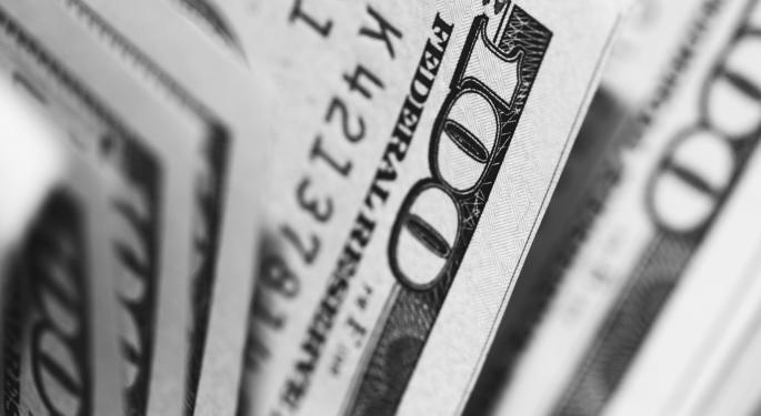 US Dollar Drops, Gold Rises As CDC Confirms First Case Of Possible Community Spread