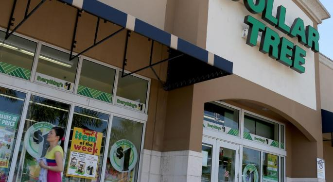 What The Street Thinks Of Dollar Tree Now