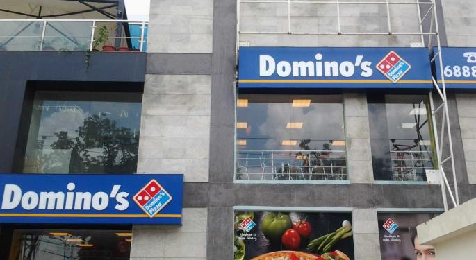 Domino's Is Doing 'Something That We've Never Done Before'