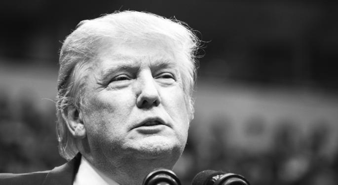 The Trump Rally Is Overshadowing The Best Earnings Season In Years