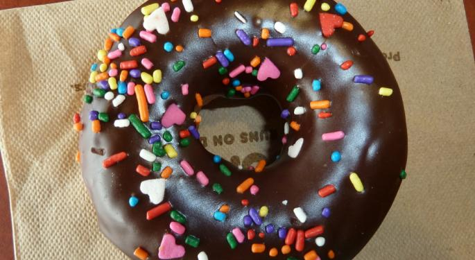 Dunkin's CEO Talks Doughnuts And Coffee On National Doughnut Day