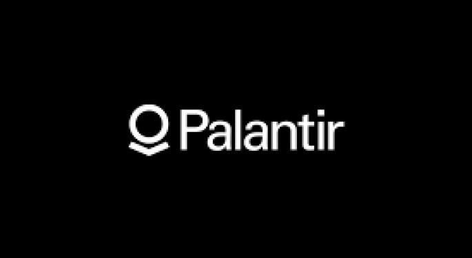 ¿Qué está pasando hoy con las acciones de Palantir?