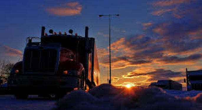 Today's Pickup: Port Operator Secures $1 Per Gallon Natural Gas Deal For New Trucks