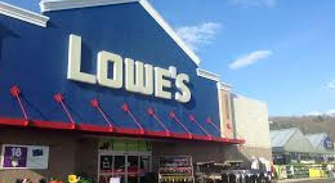 Lowe's, Target Latest Retailers To Impress On Earnings, With Nvidia Expected After Close