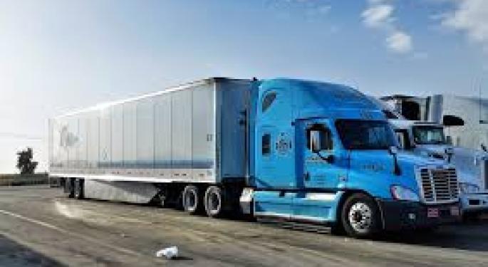 Navistar Moves Higher On Volkswagen's Planned Truck IPO