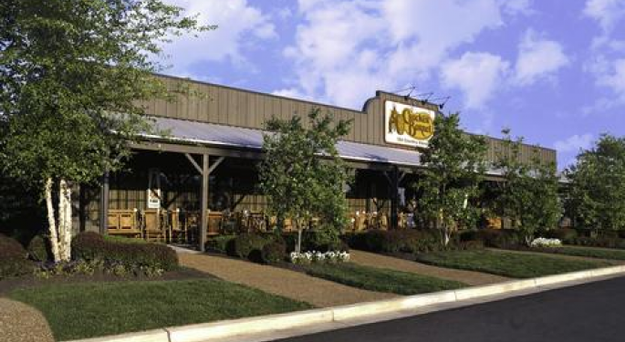 Cracker Barrel Is Undervalued, Maxim Says In Upgrade