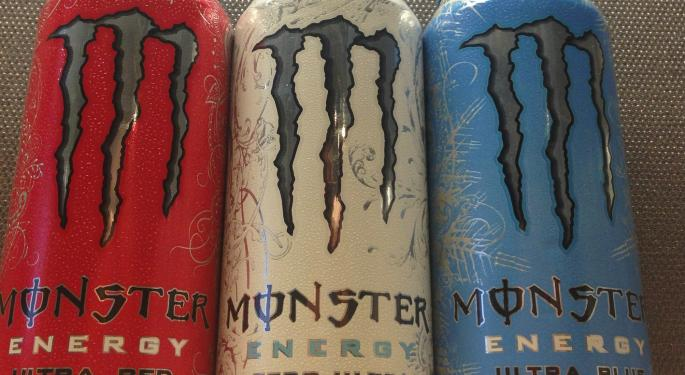 Monster Beverage Is A 'Compelling Growth Story,' Deutsche Bank Says In Upgrade