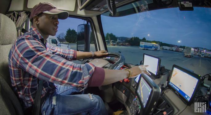 Breaking News: US Adds 4,600 Truck Transportation Jobs In September