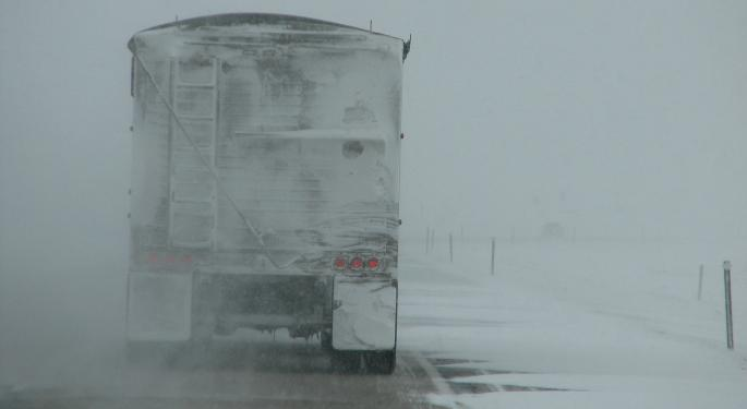 Blizzard Conditions, Heavy Snow From Cascades To The Plains