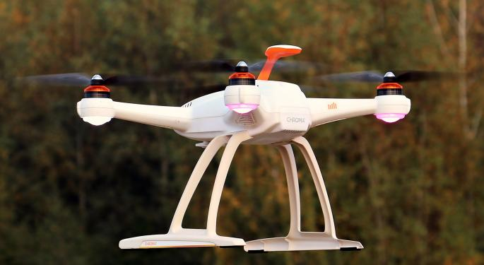 Drone Delivery Canada Says Edmonton Airport Hub Will Be First Of Its Kind