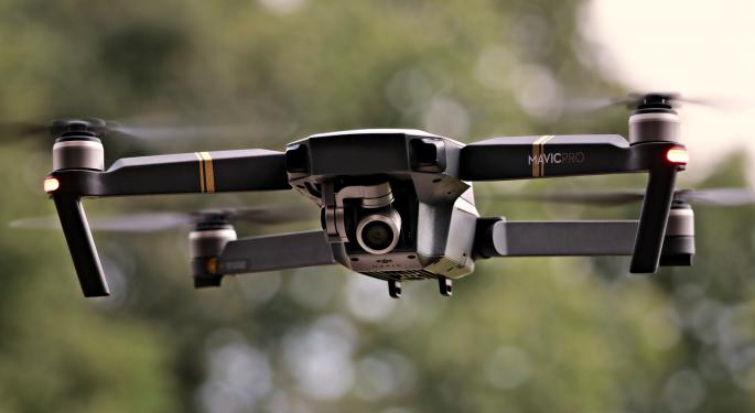 Drones Will Land E-Commerce Deliveries In Your Backyard Soon