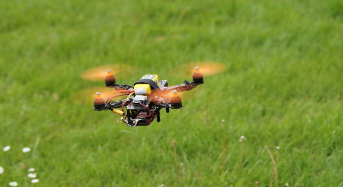 Is It Time To Invest In Drones?