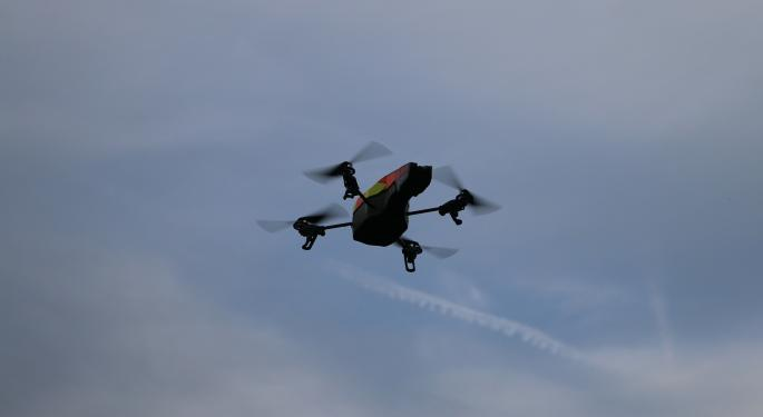 Today's Pickup: Drone App Wants To Control The Skies