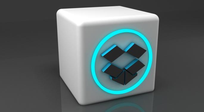 Jefferies Upgrades Dropbox On Attractive Valuation