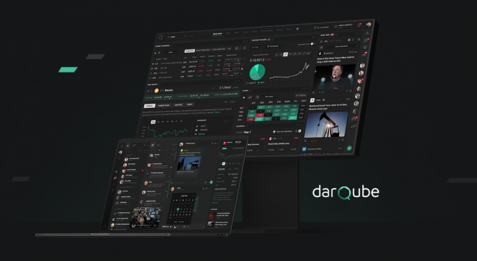 Darqube Announces Crowdfunding Effort, Aims To Democratize Finance With Trading Analytics Platform