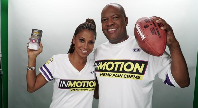 Rodney And Holly Robinson Peete Talk About Hemp Cream For Pain Relief