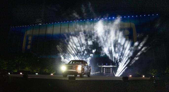 Ford anuncia una inversión de 11.000M$ en coches eléctricos