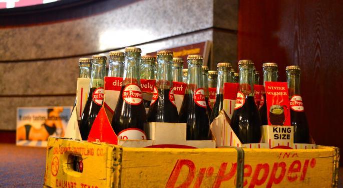 Deutsche Bank's Beverages Analyst Talks Dr Pepper-Keurig Union