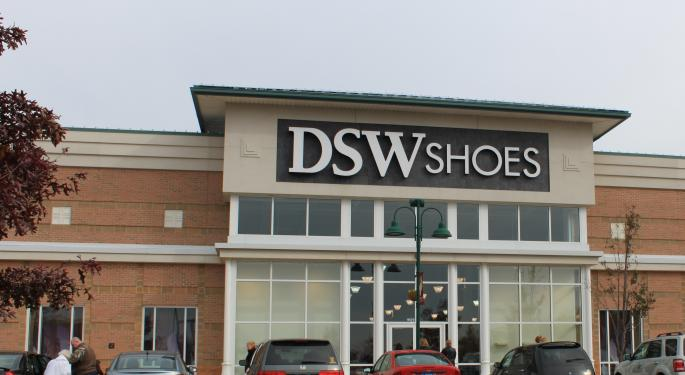 DSW Outgrows Hold Rating, Deutsche Upgrades To Buy