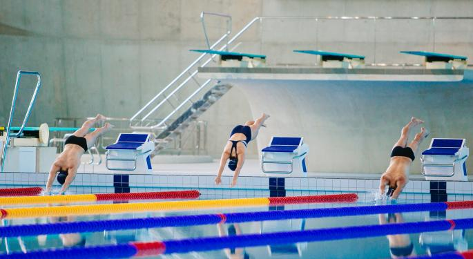 Fintech Is Making It So There Are No More Swim Lanes In Financial Services