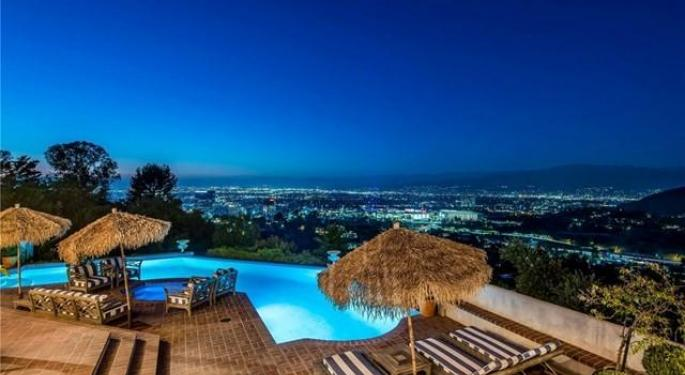 A True Hollywood Home In The Hills Is Going For $6.9M