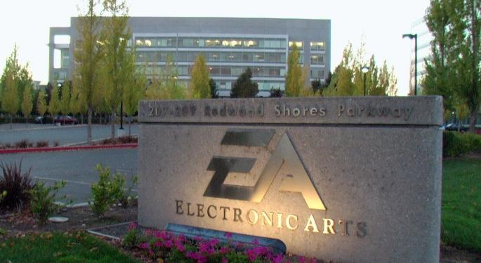 What Does A Strong Electronic Arts Quarter Mean For Peers?