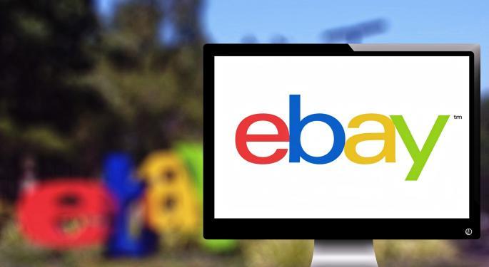With Stores Shuttered, Stifel Turns Bullish On eBay
