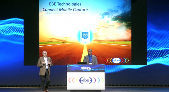 Rapid-Fire Pitch: EBE Technologies