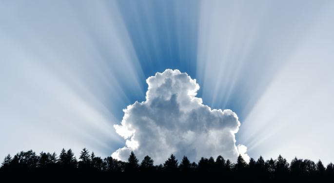 Las 4 mejores acciones de la nube para la segunda mitad de 2021