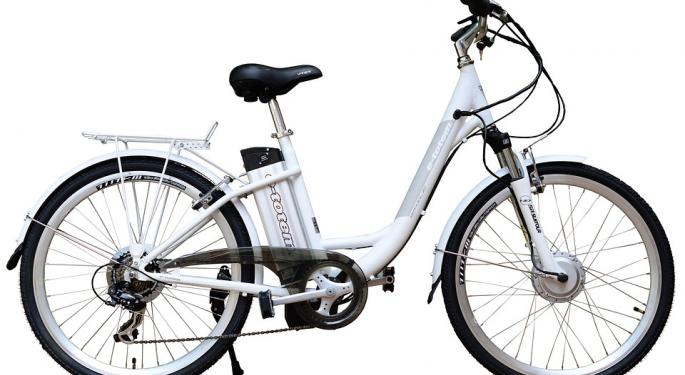 Auto Supplier Denso Leads $20M Series A Funding In e-Bike Startup