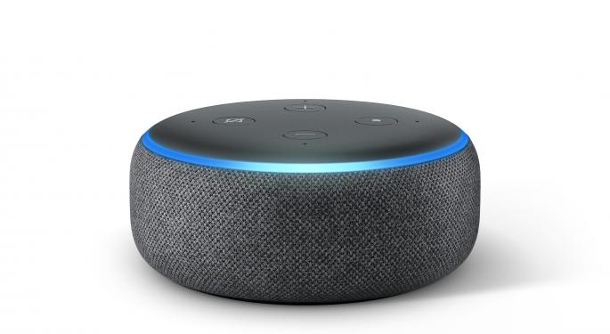 Careful What You Say Around Alexa: Someone Might Be Listening