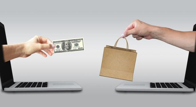 Retail Exec: 'Huge Surge' In Online Sales Is Here To Stay