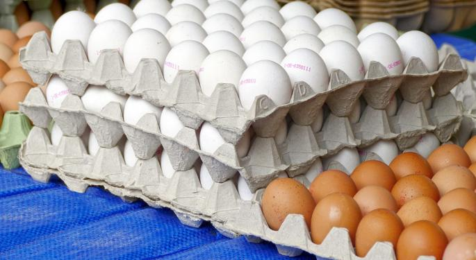 Egg Price Rally Is A Boon For Cal-Maine