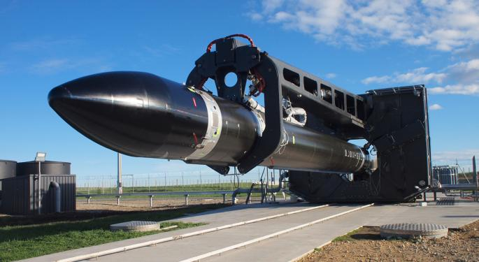 Rocket Lab Nears Deal To Go Public Via Merger With SPAC Vector Acquisition: WSJ