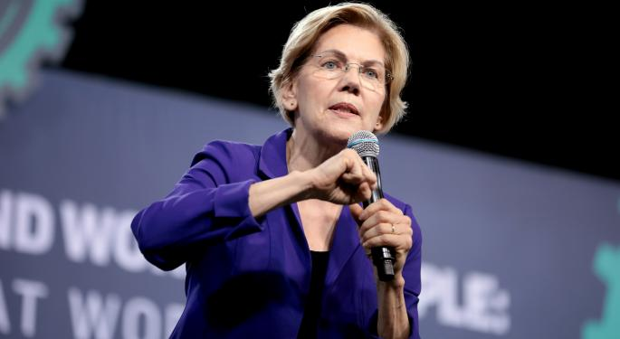 Warren About Bloomberg: 'He Doesn't Need People, He Only Needs Bags Of Money'