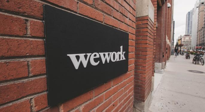 WeWork Gives Away Control Of China Unit To Existing Investors In $200M Deal