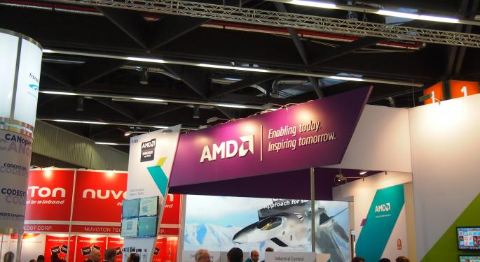 Analyst On Advanced Micro Devices: 'Margins Not Ryzen'