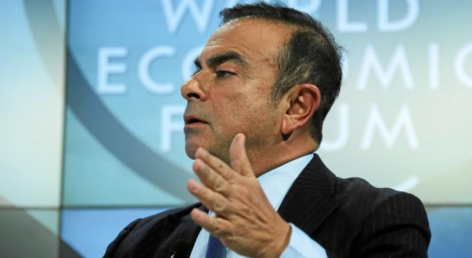 Renault-Nissan-Mitsubishi Chairman Arrested On Trading Violations