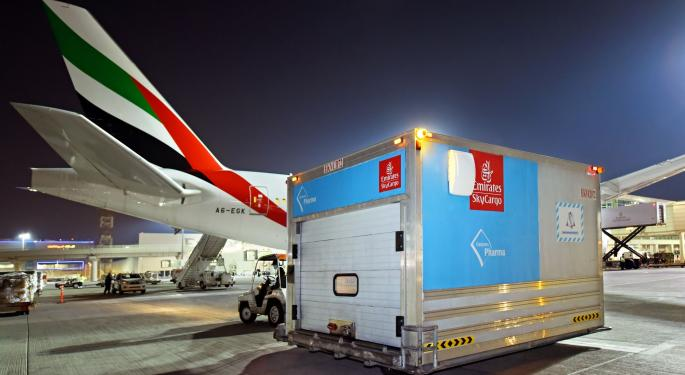 Emirates Delivers First COVID-19 Vaccines To UAE