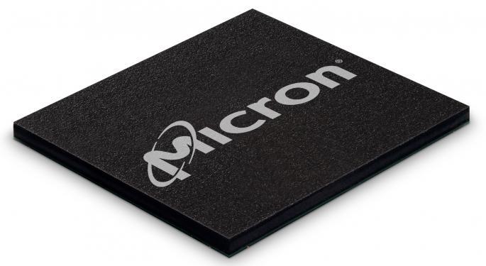 PreMarket Prep Stock Of The Day: Micron Technology